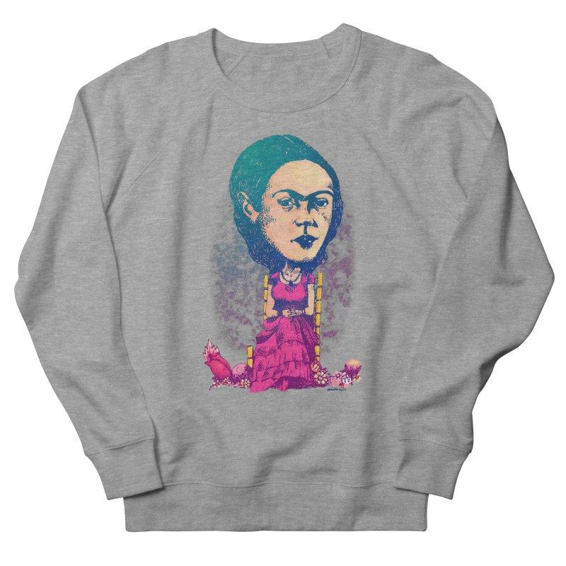 Frida Women's Sweatshirt by Donovan Alex's Artist Shop