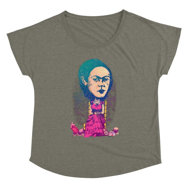 Frida Women's Dolman by Donovan Alex's Artist Shop