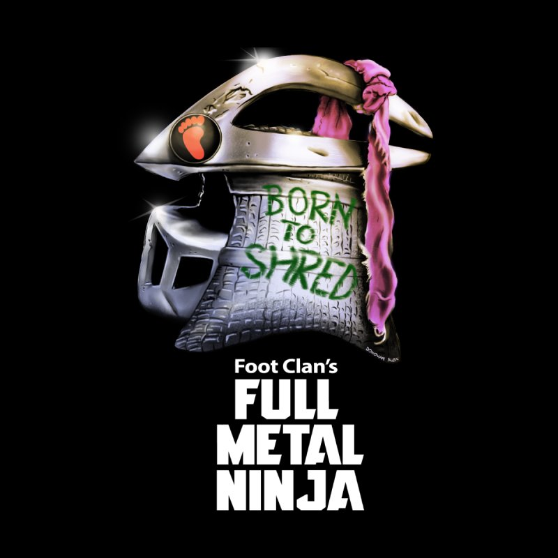 Full Metal Ninja by Donovan Alex's Artist Shop