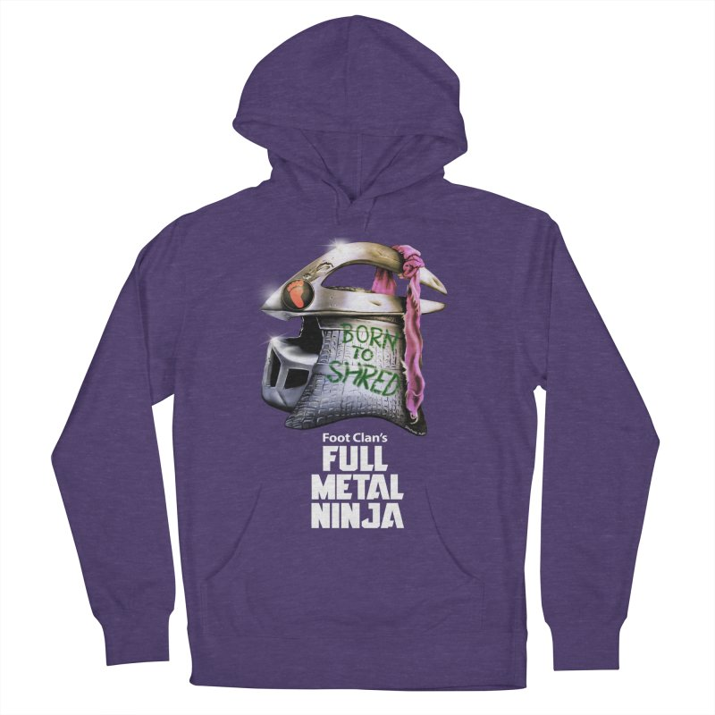Full Metal Ninja Women's Pullover Hoody by Donovan Alex's Artist Shop