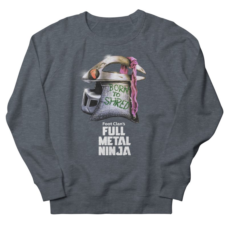 Full Metal Ninja Women's Sweatshirt by Donovan Alex's Artist Shop