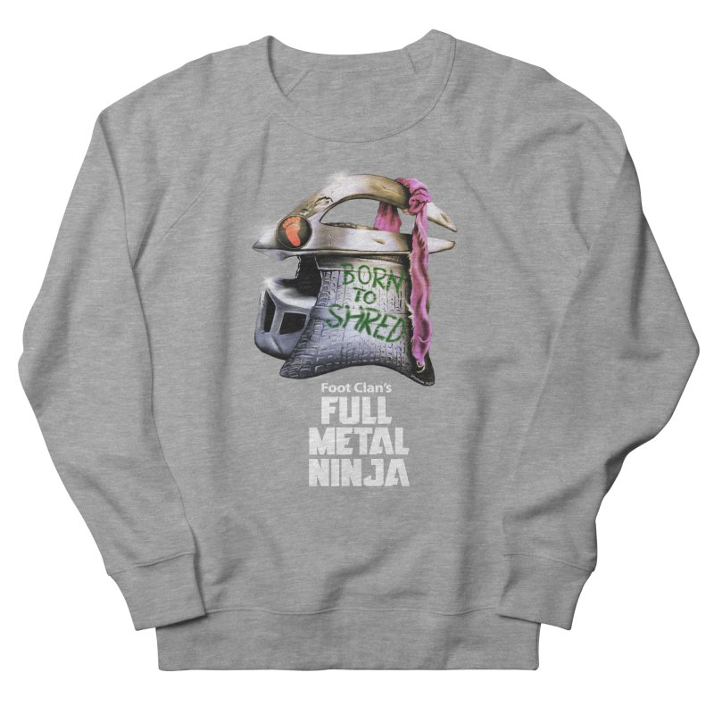 Full Metal Ninja Women's Sweatshirt by Donovan Alex's Artist Shop