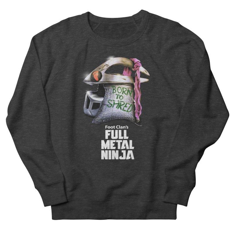 Full Metal Ninja Men's Sweatshirt by Donovan Alex's Artist Shop