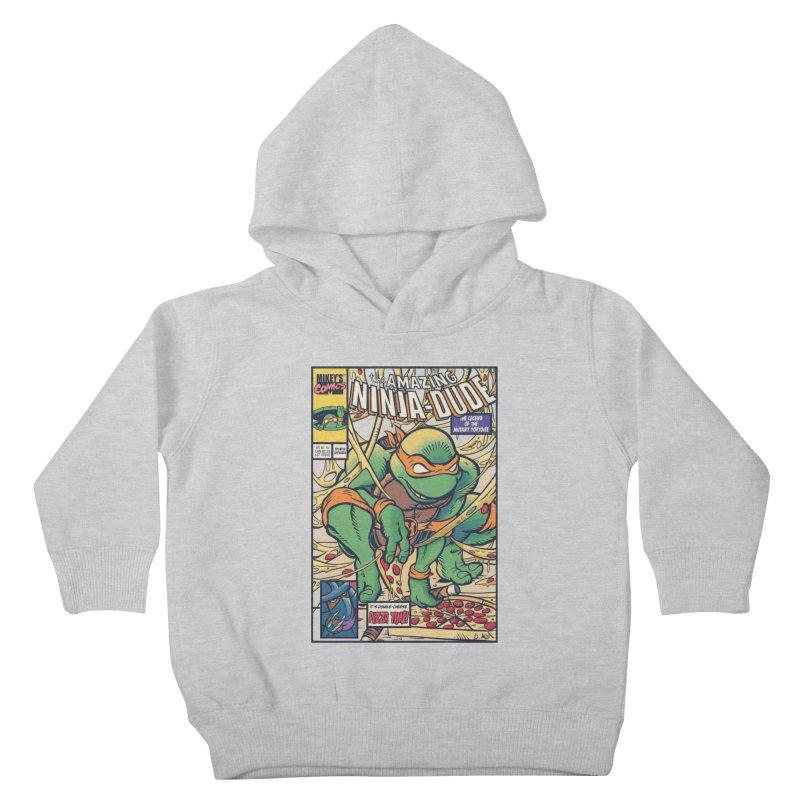 Amazing Ninja Dude   by Donovan Alex's Artist Shop