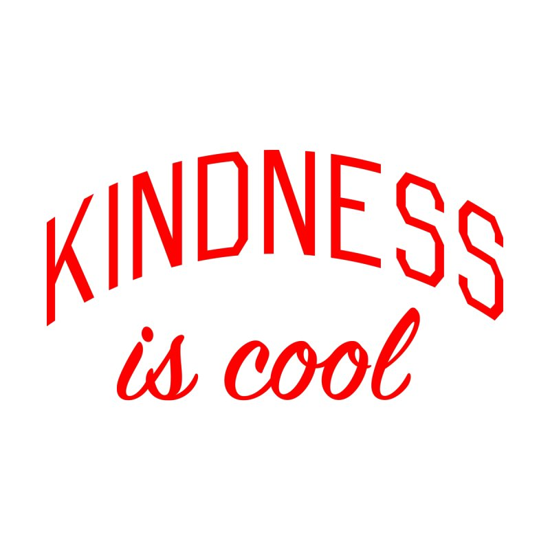 Kindness is Cool Men's T-Shirt by Bicks' Artist Shop