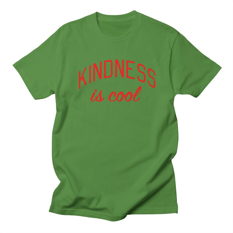 Kindness is Cool Men's T-Shirt by Bicks' Artist Shop