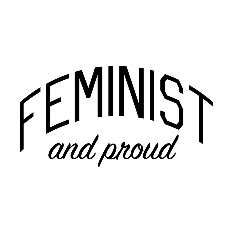 Proud Feminist Kids Baby Bodysuit by Bicks' Artist Shop