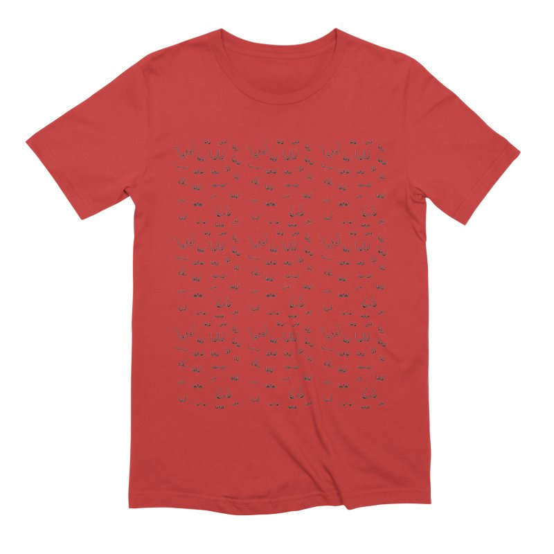 The Booby Trap Men's Extra Soft T-Shirt by Bicks' Artist Shop