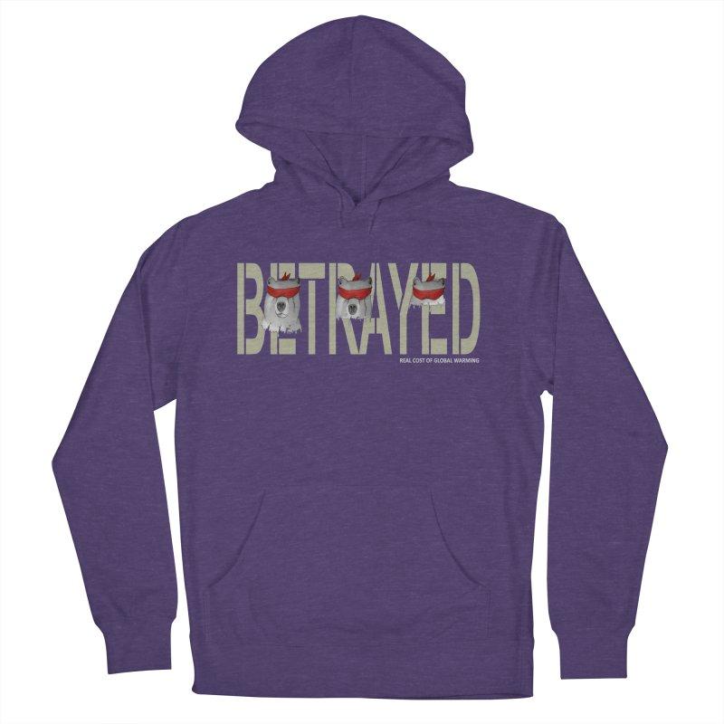Betrayed bears Men's Pullover Hoody by bidule's Artist Shop