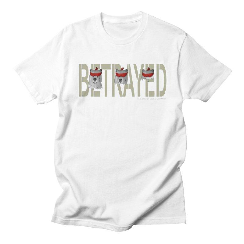 Betrayed bears Men's T-shirt by bidule's Artist Shop