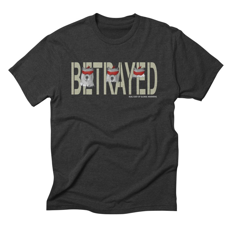 Betrayed bears Men's Triblend T-shirt by bidule's Artist Shop