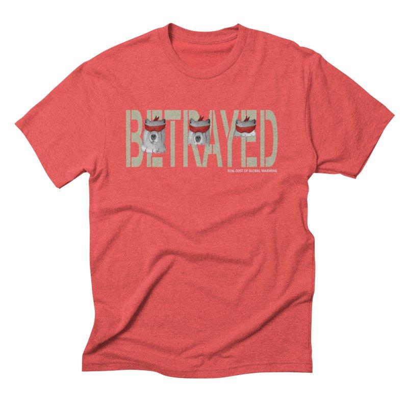 Betrayed bears Men's Triblend T-Shirt by bidule's Artist Shop