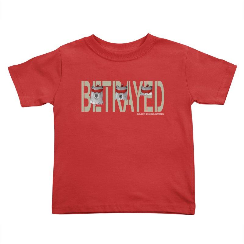 Betrayed bears Kids Toddler T-Shirt by bidule's Artist Shop