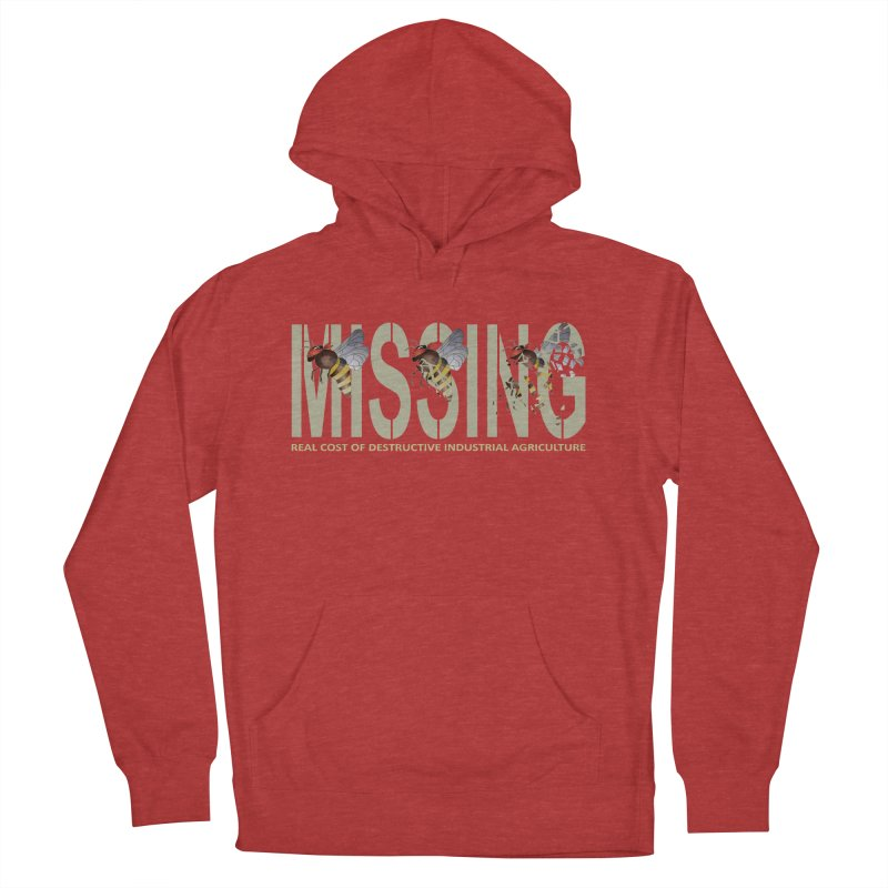 Missing bees Women's Pullover Hoody by bidule's Artist Shop