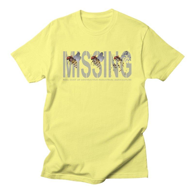 Missing bees Men's T-Shirt by bidule's Artist Shop
