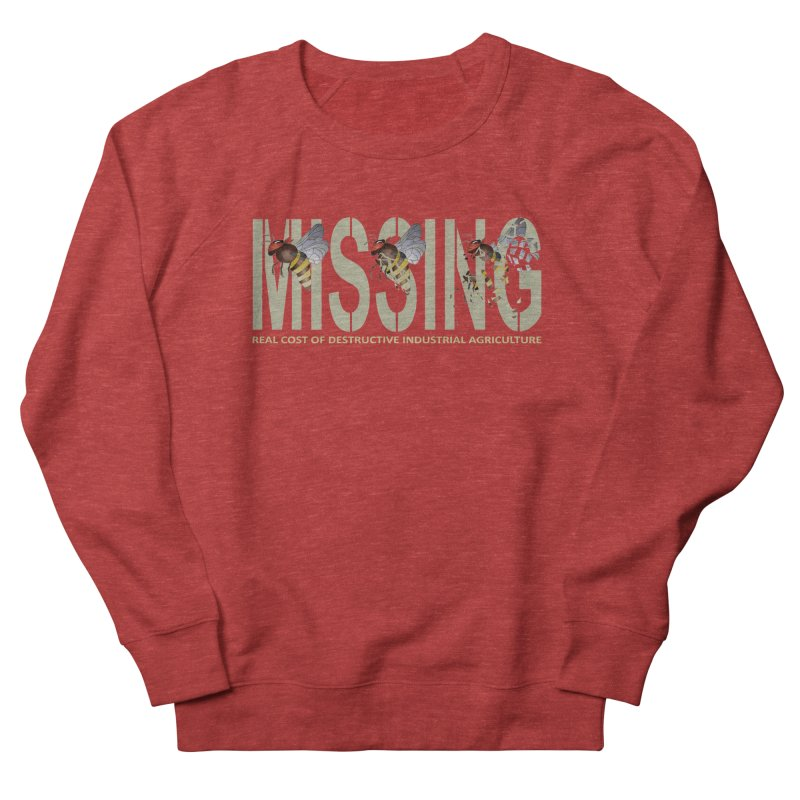 Missing bees Women's Sweatshirt by bidule's Artist Shop