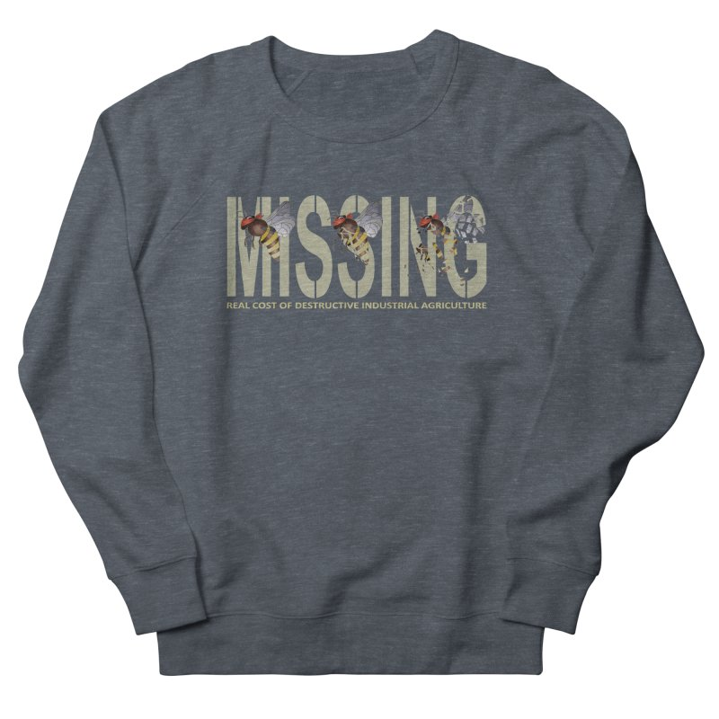 Missing bees Men's Sweatshirt by bidule's Artist Shop