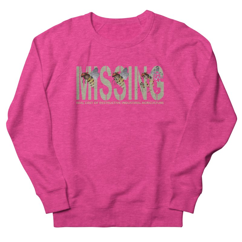 Missing bees Men's Sweatshirt by bidule's Artist Shop