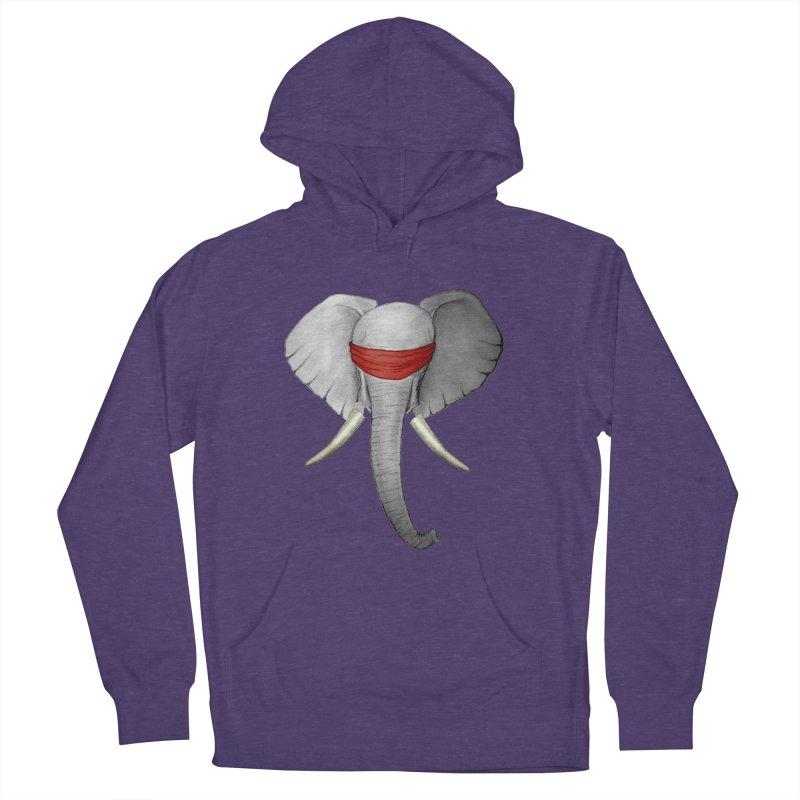 Elephant Women's Pullover Hoody by bidule's Artist Shop