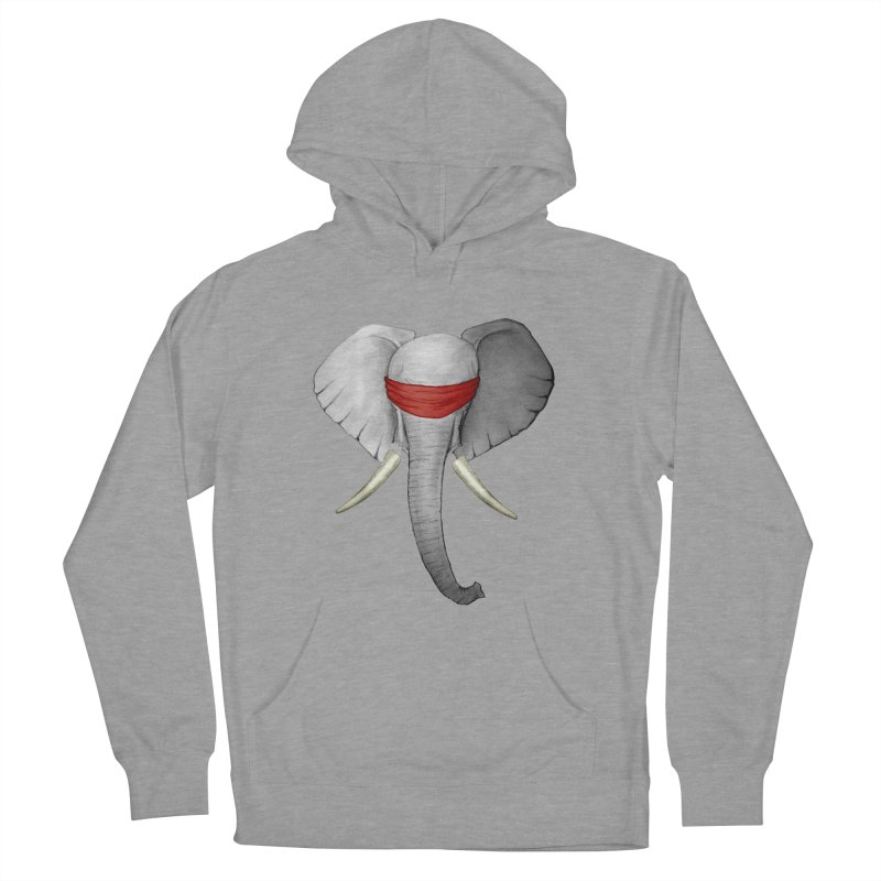 Elephant Men's Pullover Hoody by bidule's Artist Shop