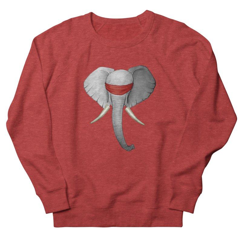 Elephant Women's Sweatshirt by bidule's Artist Shop