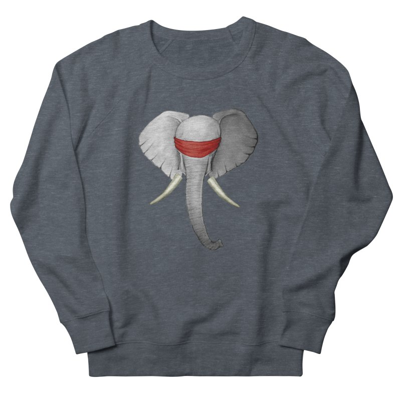 Elephant Men's Sweatshirt by bidule's Artist Shop