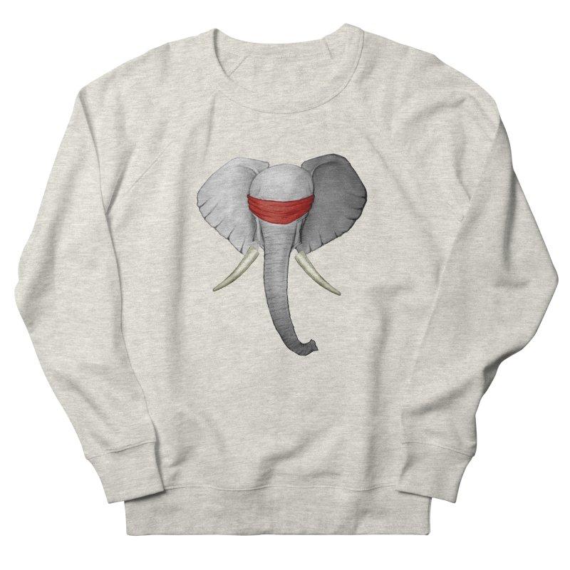Elephant Men's Sweatshirt by bidule's Artist Shop