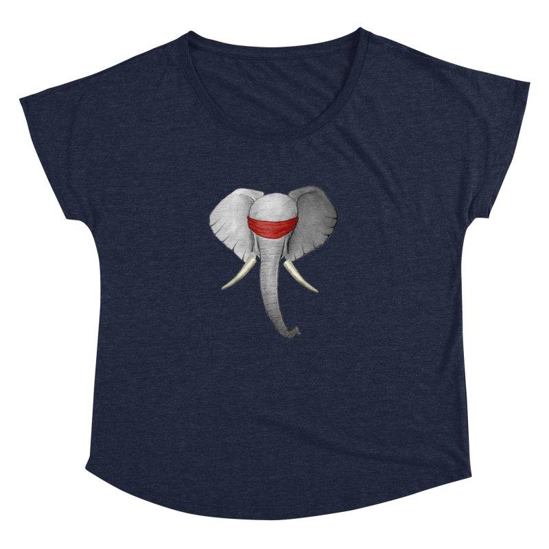 Elephant Women's Dolman by bidule's Artist Shop