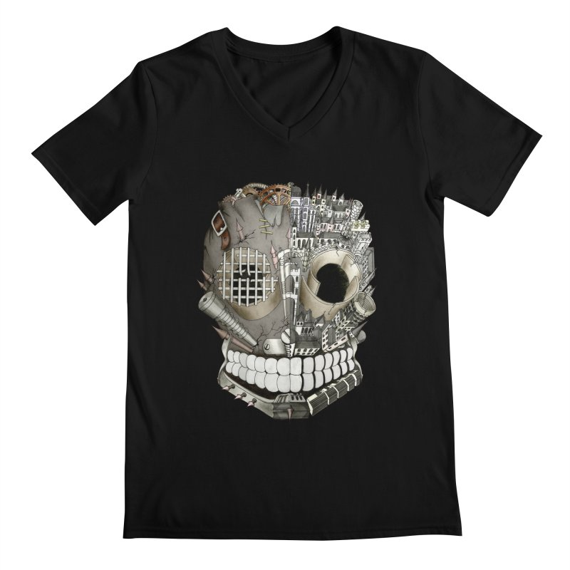 Bio skull   by bidule's Artist Shop