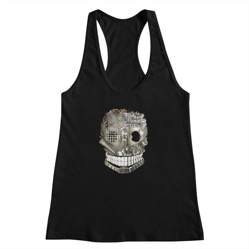 Bio skull   by bidule's Artist Shop