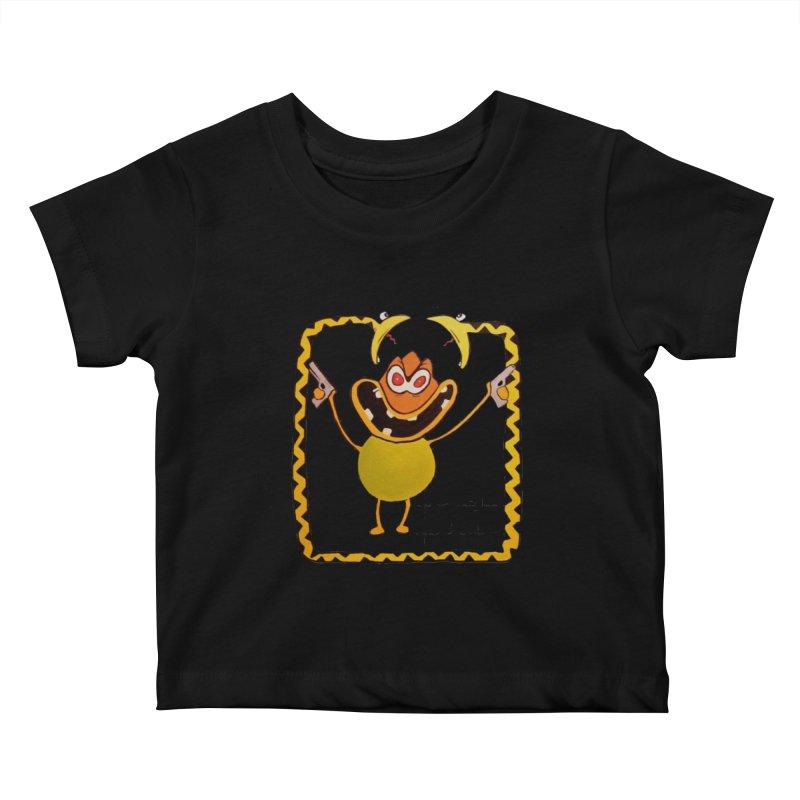 let me be your hero Kids Baby T-Shirt by bidule's Artist Shop