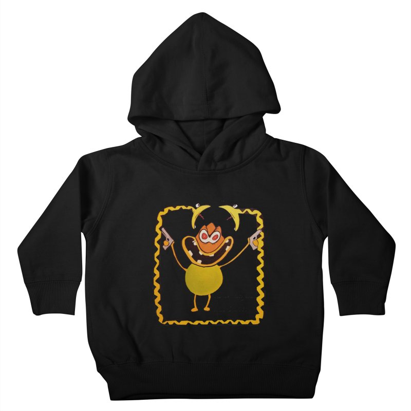 let me be your hero Kids Toddler Pullover Hoody by bidule's Artist Shop