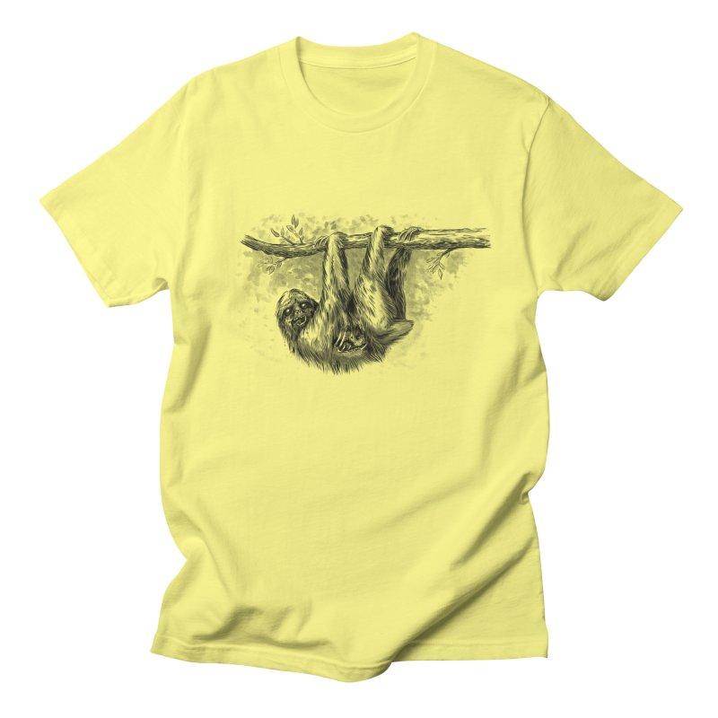 Slombie Men's T-shirt by biernatt's Artist Shop