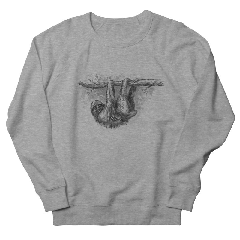 Slombie Men's Sweatshirt by biernatt's Artist Shop