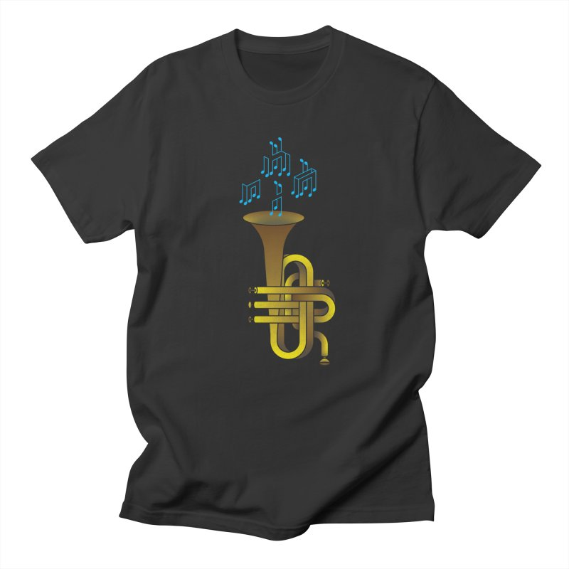All that impossible jazz Men's T-Shirt by biernatt's Artist Shop