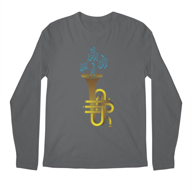 All that impossible jazz Men's Longsleeve T-Shirt by biernatt's Artist Shop