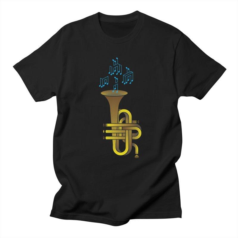 All that impossible jazz Women's Unisex T-Shirt by biernatt's Artist Shop