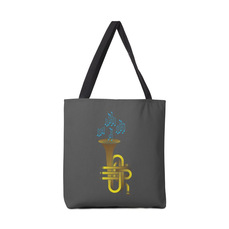 All that impossible jazz Accessories Tote Bag Bag by biernatt's Artist Shop