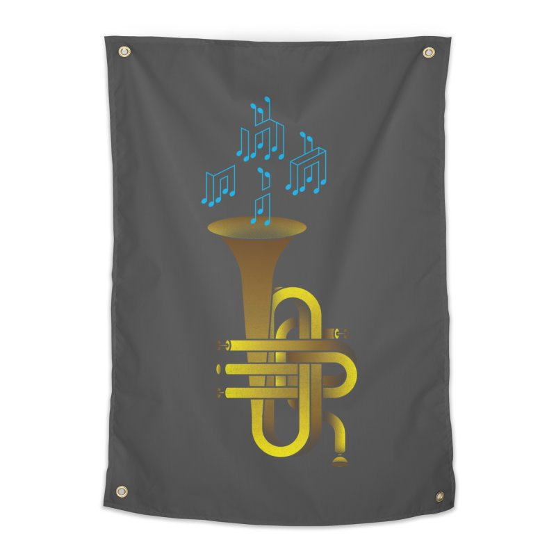 All that impossible jazz Home Tapestry by biernatt's Artist Shop