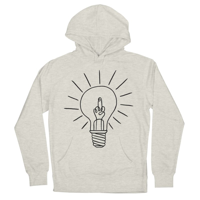 The idea Women's Pullover Hoody by biernatt's Artist Shop