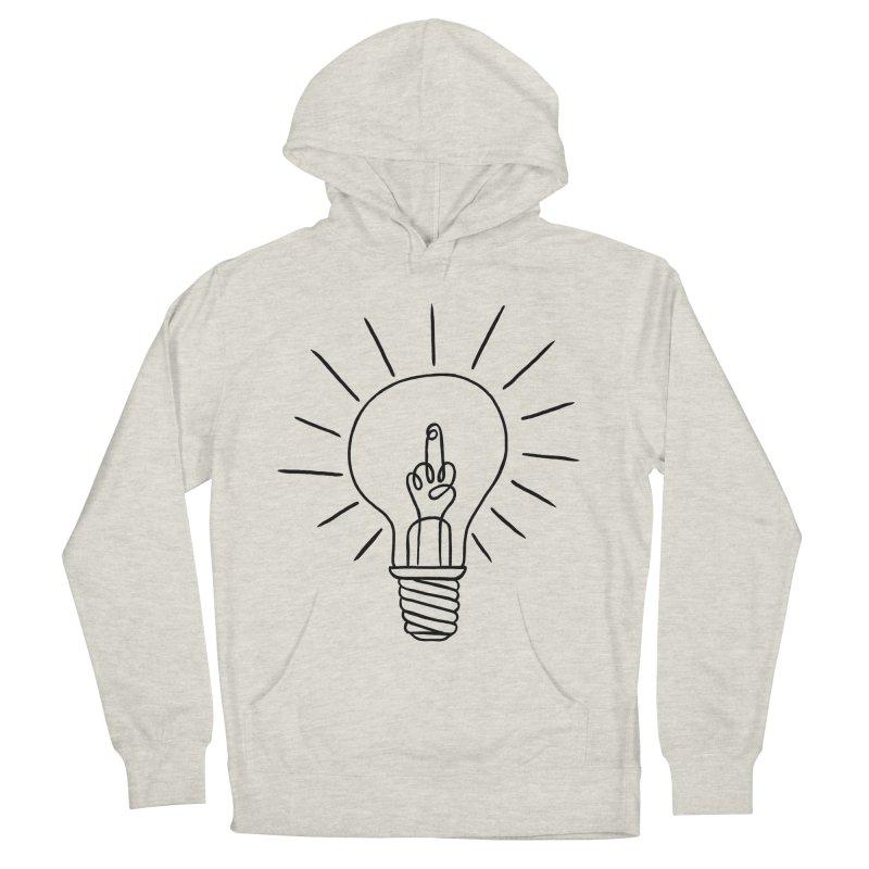 The idea Men's Pullover Hoody by biernatt's Artist Shop