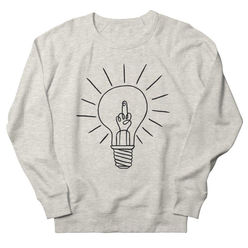 The idea Men's Sweatshirt by biernatt's Artist Shop