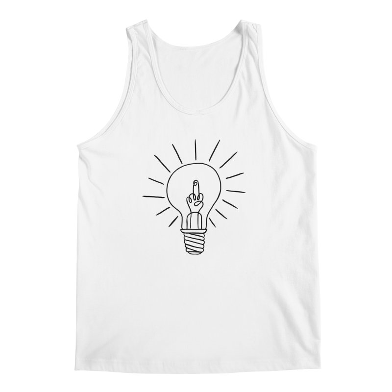 The idea Men's Tank by biernatt's Artist Shop