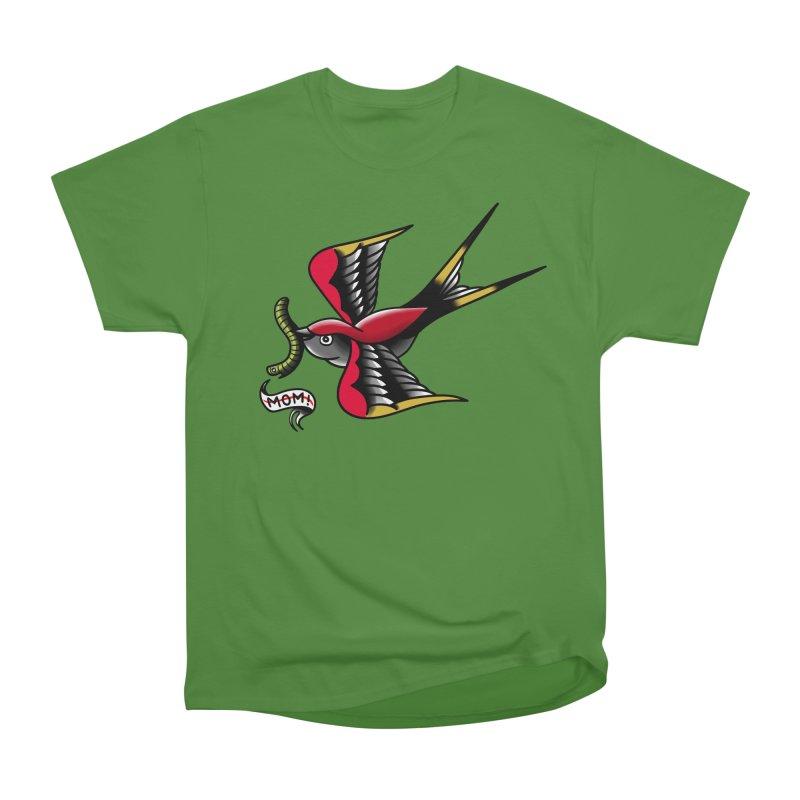 Swallow! Don't! Women's Classic Unisex T-Shirt by biernatt's Artist Shop