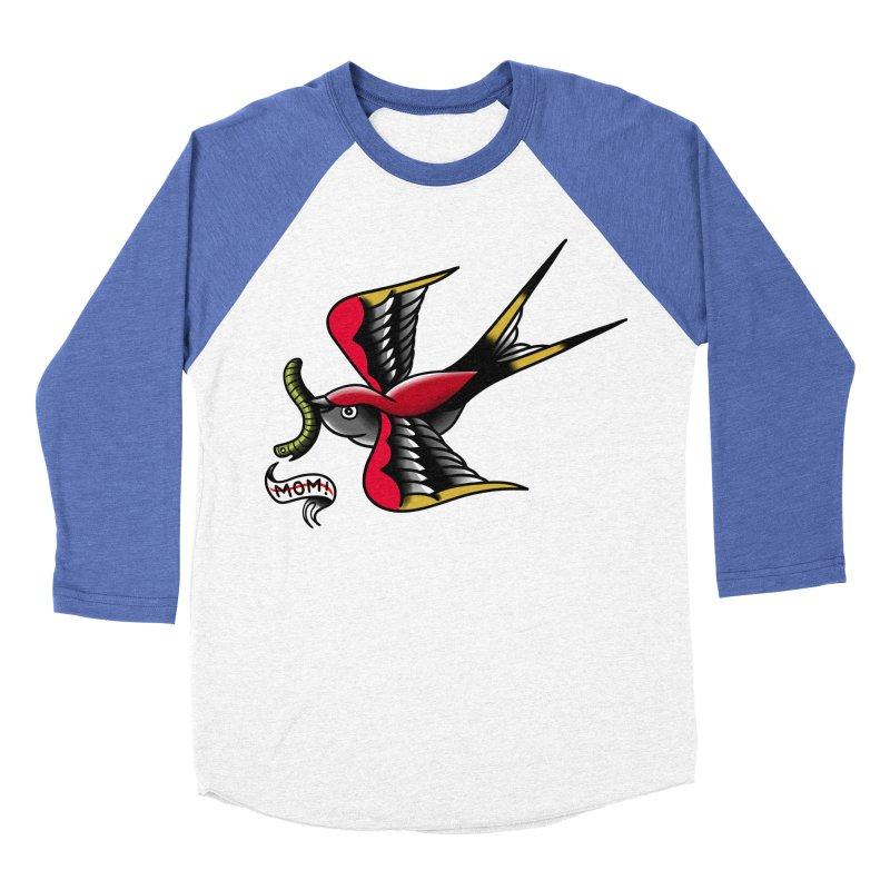 Swallow! Don't! Men's Baseball Triblend T-Shirt by biernatt's Artist Shop