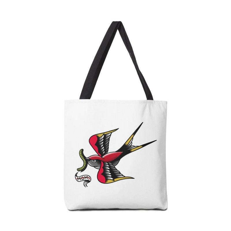 Swallow! Don't! Accessories Bag by biernatt's Artist Shop