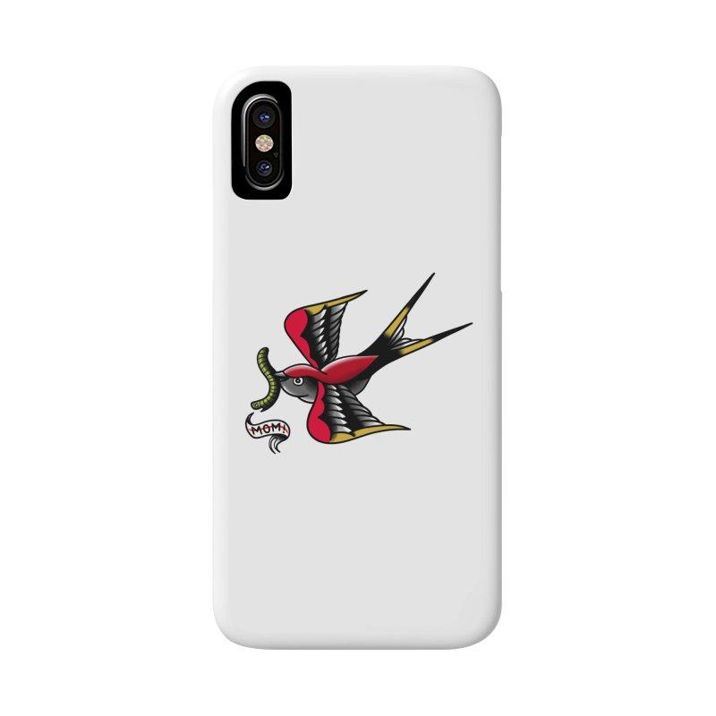 Swallow! Don't! Accessories Phone Case by biernatt's Artist Shop