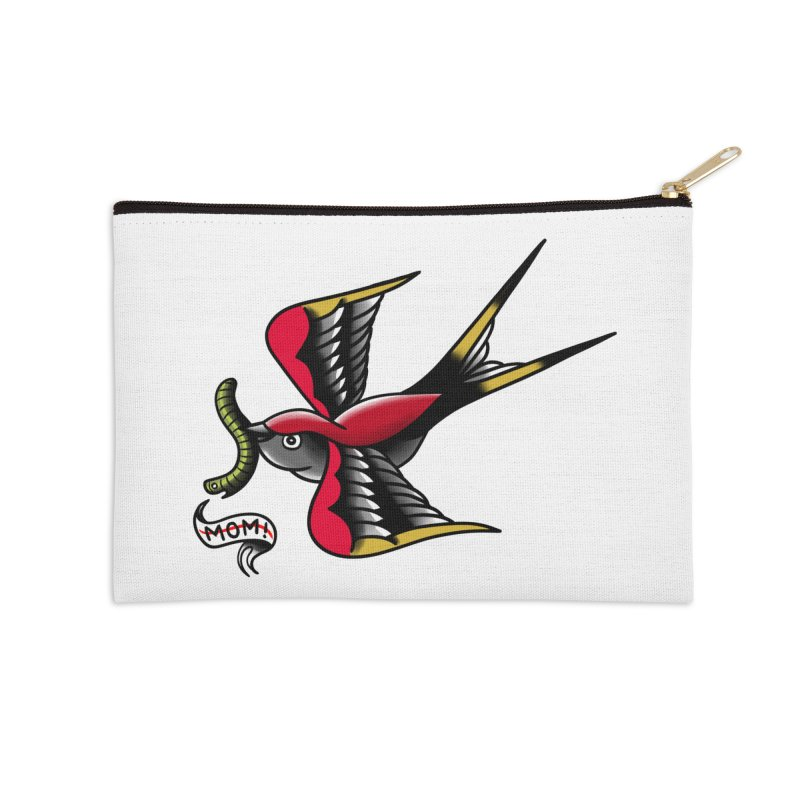 Swallow! Don't! Accessories Zip Pouch by biernatt's Artist Shop