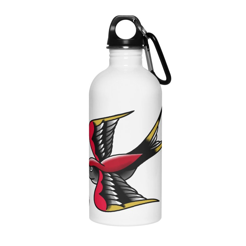 Swallow! Don't! Accessories Water Bottle by biernatt's Artist Shop