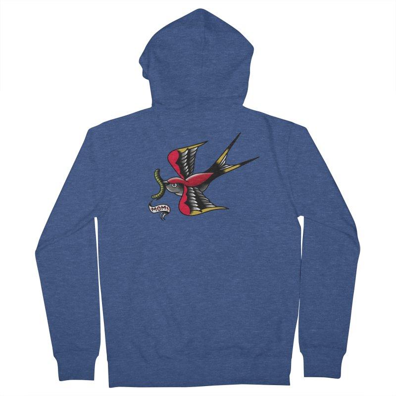 Swallow! Don't! Women's Zip-Up Hoody by biernatt's Artist Shop